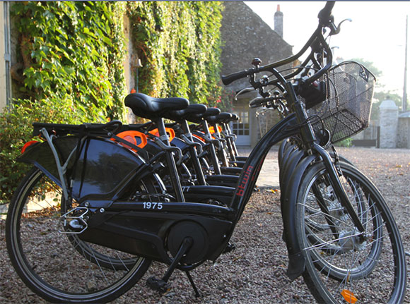 Bike rental at la Haute Flourie in Saint-Malo