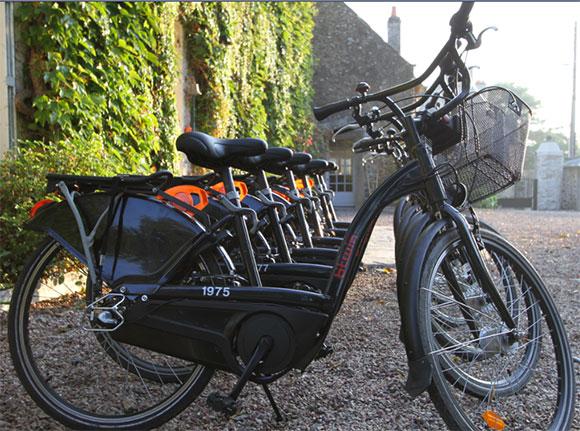 Location de Vélos à la Haute Flourie à Saint-Malo