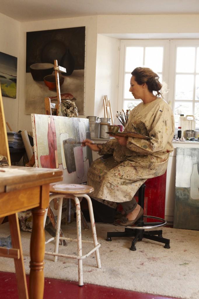 Severine Loisel Painter Artist
